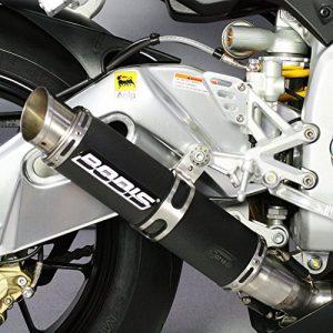 BODIS EXHAUST Auspuff Motorrad