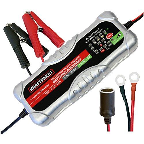 Motorrad Batterieladegerät 12V