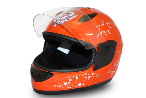 Helm Orange X für Kinder