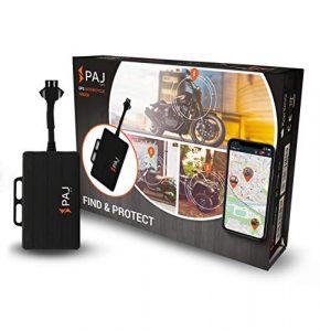 GPS Motorrad Tracker