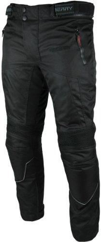Heyberry Motorradhose schwarz