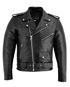 Jet Motorcycle Wear Lederjacke