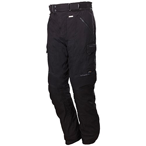Modeka DENALI Textilhose schwarz
