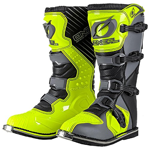 ONeal gelbe Motocross Stiefel