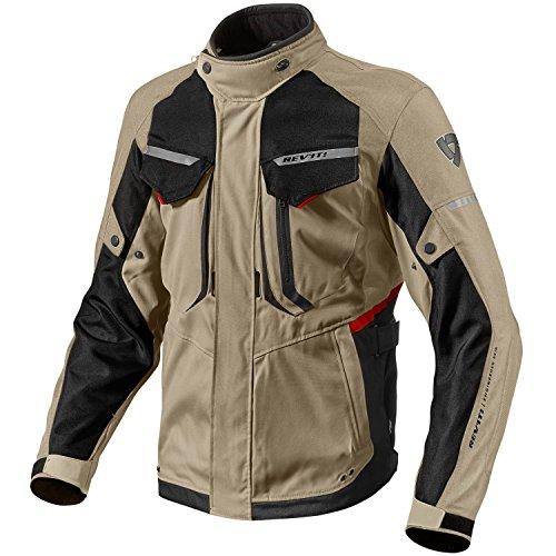 Wasserdichte Motorradjacke Textil