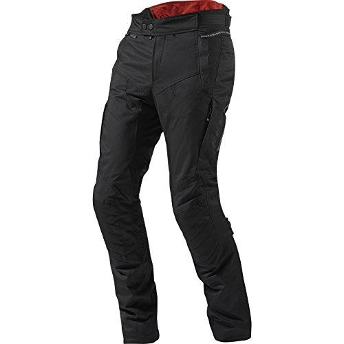 Revit Vapor Motorradhose in schwarz