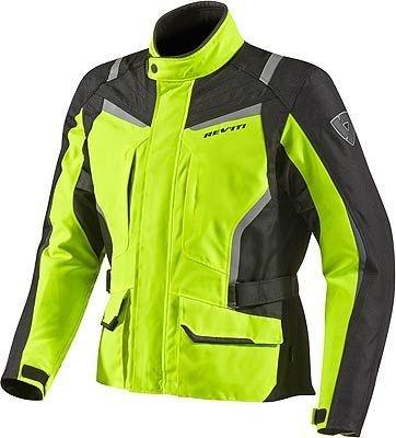 Neonfarbe Textiljacke