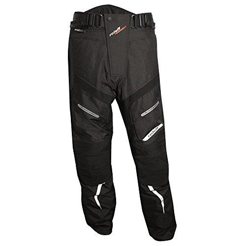 Roleff Racewear Motorradhose schwarz