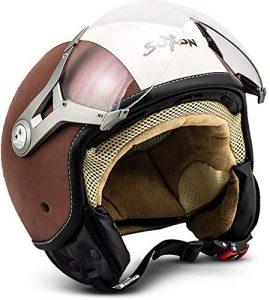 Soxon Jet-helm