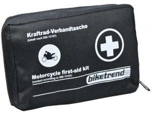 erste hilfe tasche motorrad