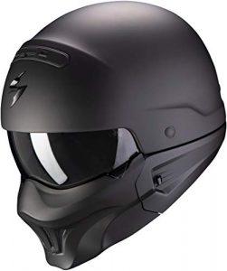 Streetfighter Helm schwarz